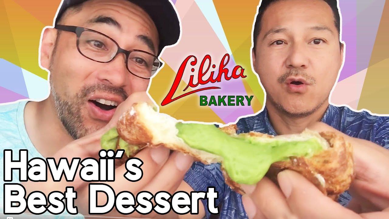 Hawaii's Best Desserts LILIHA BAKERY