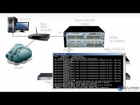 Aruba HPE Networking (Part 5): ProCurve / ProVision / Aruba switch