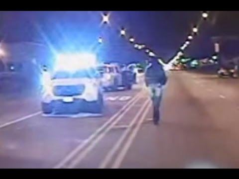 Laquan McDonald Dashcam Footage WITH SOUND