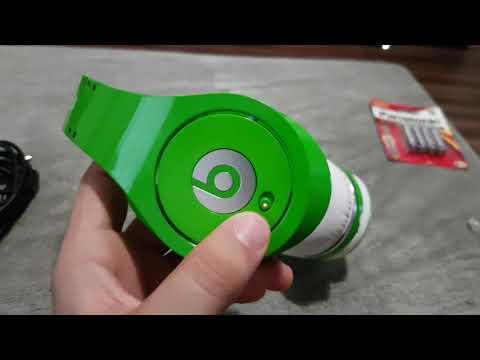 Beats Studios By Dr.Dre Version 1 Review