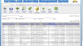Used Car Dealer Software - Web Based DMS - Updates and New Features