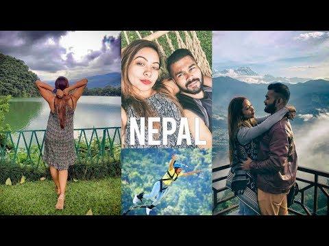 NEPAL ¦ TRAVEL VLOG ¦ Kathmandu, Pokhara & Nagarkot ¦ #rusteaz