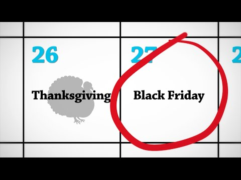 "Where does ""Black Friday"" come from?"