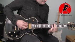 Tokai LC70S Japanese Guitar Review and Demo