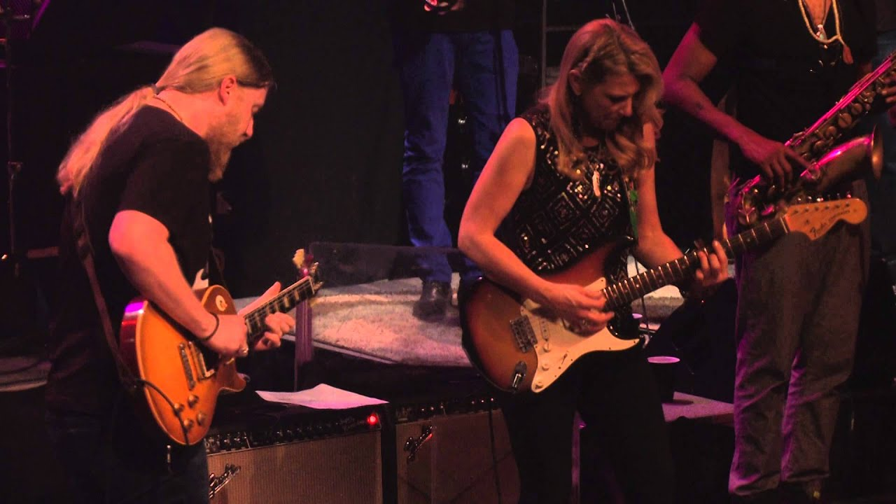 tedeschi trucks band keep on growing live in boston youtube. Black Bedroom Furniture Sets. Home Design Ideas