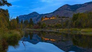 Big Valley Ranch in Winthrop, Washington