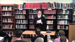 Kallistos Ware Lecture on The Holy Mountain (Mount Athos)