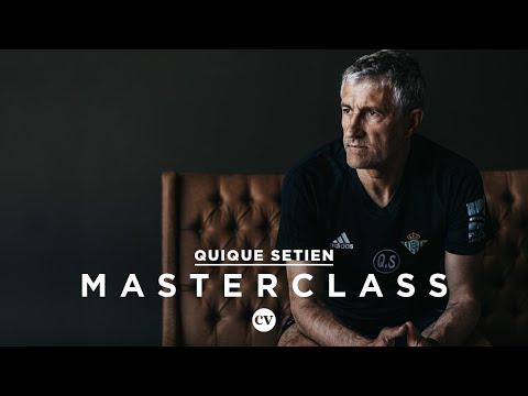 Quique Setien: Tactics, Real Betis 3 Espanyol 0 - Masterclass