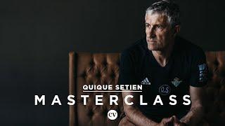 Quique Setien: Tactics, Real Betis 3 Espanyol 0   Masterclass