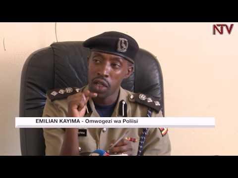 Poliisi erabudde abagala okwekalakaasa olw'emisolo