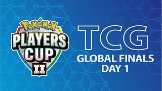 Pokémon Players Cup II - TCG Global Finals Day 1