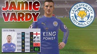 Jamie Vardy ● Best Skills & Goals - Leicester City ● Dream League Soccer 2018