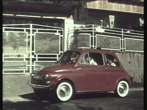Fiat 500 Clic Commercial - YouTube