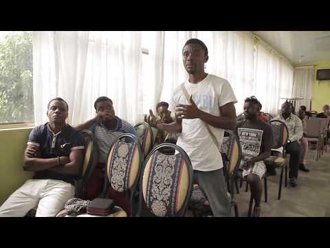 FILM MAKERS ASSOCIATION OF GHANA  1st meeting