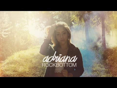 Adriana Gomez - Rock Bottom (Official Music Video)