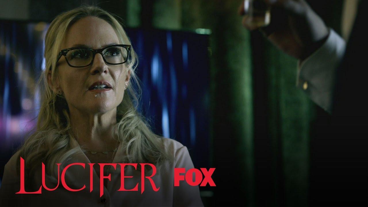 Download Linda Tracks Down Lucifer At LUX | Season 2 Ep. 6 | LUCIFER