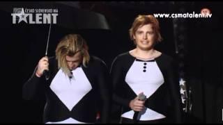 Karel a Karel | 1.semifinále | Česko Slovensko má talent 2011