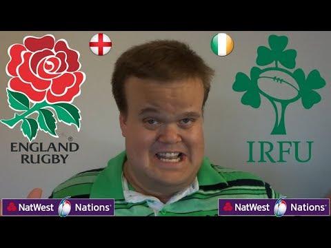 England vs Ireland: Six Nations 2018 Preview   Gareth Mason