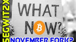 Why Segwit2x Was A Big Deal - Bitcoin Hard Fork in November