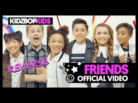 KIDZ BOP Kids Backwards– Friends in Reverse [KIDZ BOP 37]