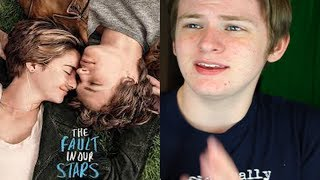 THE FAULT IN OUR STARS TRAILER REACTION & DISCUSSION Thumbnail