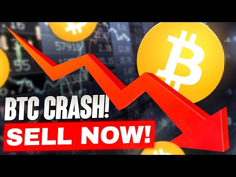 *WARNING* i SOLD my BITCOIN (CRASH COMING)