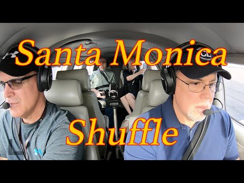 Santa Monica Angel Flight | KSMO Departure | PA46 Piper Malibu