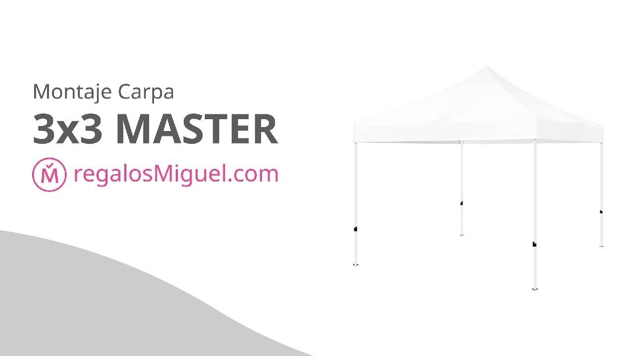Pack 4 Laterales para Carpas 3x2 Master 3L1P Azul regalosMiguel Packs Laterales Carpas Plegables
