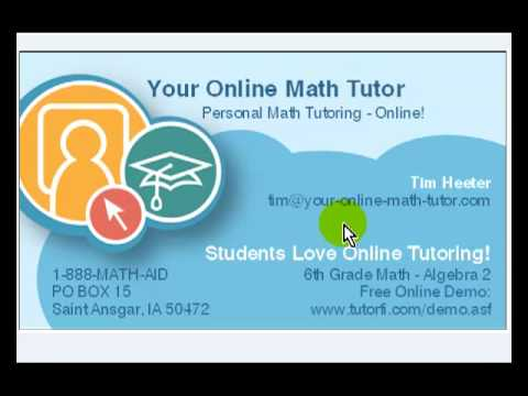 Tips For Creating Tutoring Business Cards To Market Your - Teacher business cards templates free