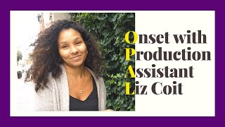 Queens: On Set with Production Assistant, Liz Coit