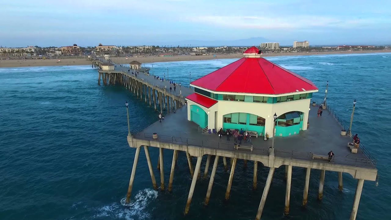 Huntington Beach Pier You