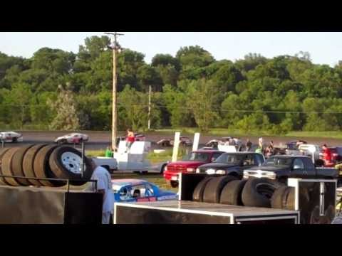 Brian Haben @ Fiesta City Speedway Make up Feature