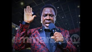 SCOAN 21 /01/18: Powerful Mass Prayer, Prophecy & Deliverance with TB Joshua