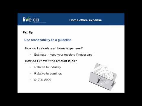 5 Tips to Reduce Your Canadian Small Business Tax Bill: Full Webinar