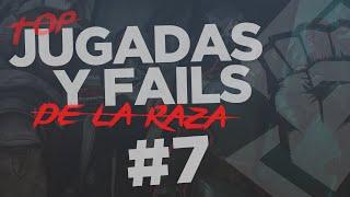 Top Jugadas y Fails de la Razita #7