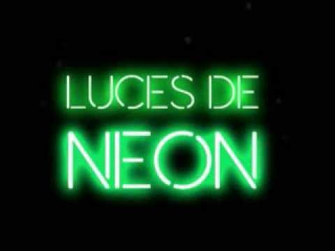 Neon Lights (Spanish Version) -  Kevin Karla & La Banda (Video Lyrics)