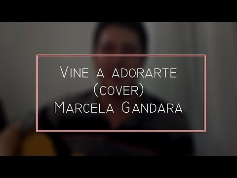 Edward Ashley  Vine a adorarte Cover Marcela Gandara