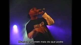 Boss AC - A carta que eu nunca te escrevi - Ao vivo em Almada (com letra)