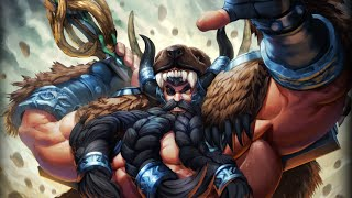 Odin Jungle: 667 DAMAGE HAS BEEN ACHIEVED - Smite - Weak3n