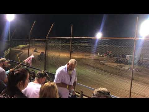 Tyler County Speedway ModLite Heat Race