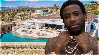 Top 5 RICHEST Rappers (Gucci Mane, Migos, Rae Sremmurd)