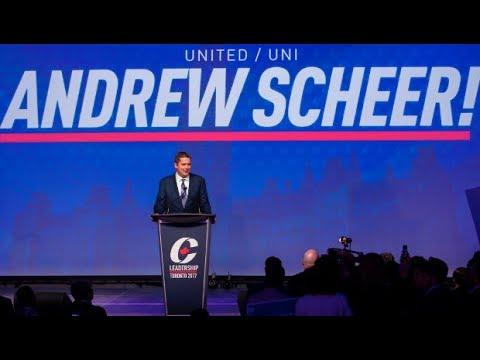 Canada's Political Landscape Undergoing Realignment?