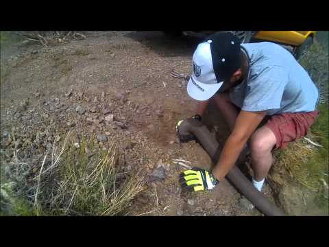 Empire Gold Mining Show #10 preparing to post a new claim