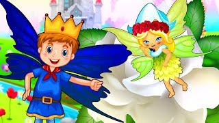 Дюймовочка - Сказка для детей/ Мультфильмы для детей/ Машулины сказки / Сказки для малышей