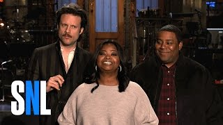 Octavia Spencer and Father John Misty Are At SNL and It's On!