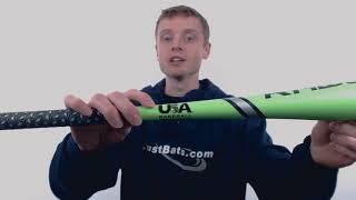 Review: Rawlings Threat -12 USA Baseball Bat (US9T12)