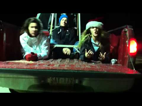Christmas Music Video with JUSTIN BIEBER - HD