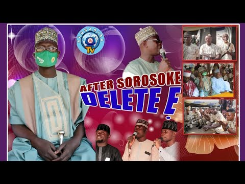 Download After Soro Soke, Delete Eee   Latest 2021 Islamic Lecture From Sheikh Uthman Sannu Sheu