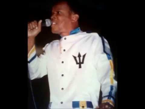 """Barbados Soca Music"" Lord Randy - Power Struggler  (Crop Over 1989)"