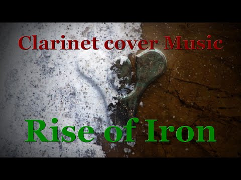 Destiny Music : Rise of Iron - Clarinet cover